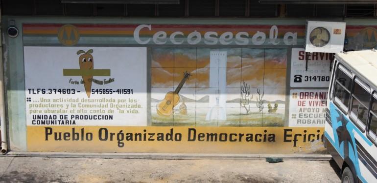 Venzuelan Cooperative Cecosesola
