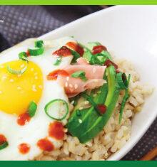 Egg recipe image. Copyright NCG
