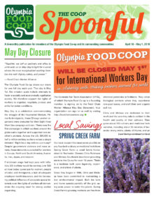 Spoonful April 18, 2018 cover