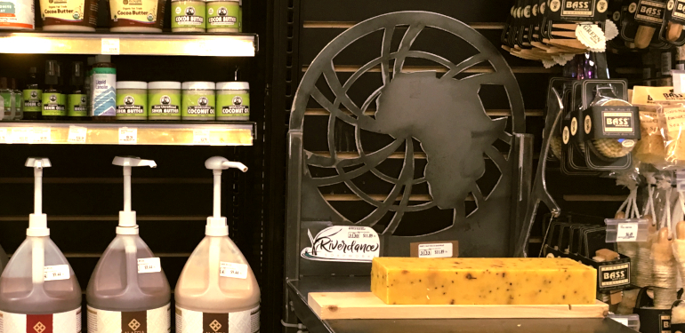 cut your own bulk soaps at the eastside location