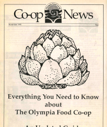 Co-op News November 1995 cover