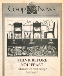 Co-op News November 1997 cover