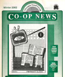 Co-op News Winter 2002 cover