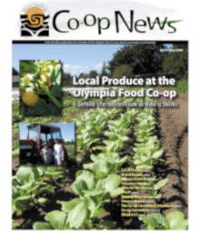 Co-op News April & May 2005 cover