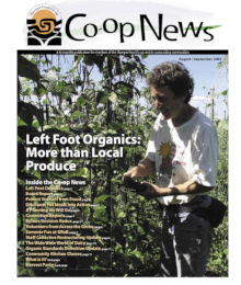 Co-op News August & September 2005 cover
