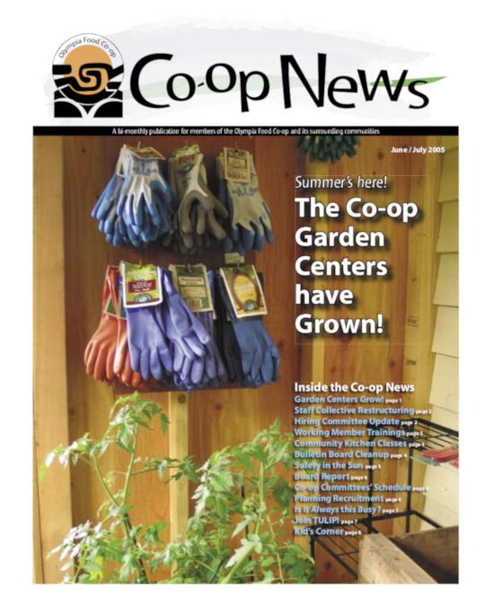 June & July 2005 | Olympia Food Co-op