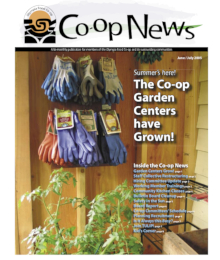 Co-op News June & July 2005 cover