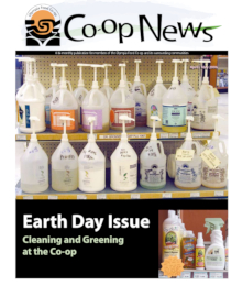 Co-op News April & May 2006 cover