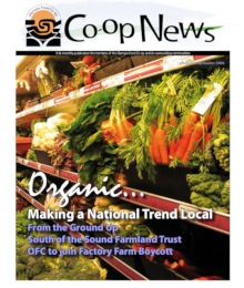 Co-op News October & November 2006 cover