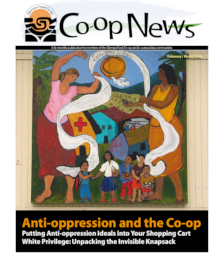 Co-op News February & March 2006 cover