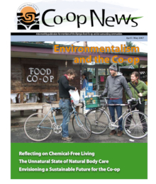 Co-op News April & May 2007 cover