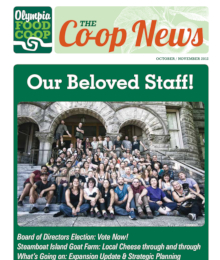 Co-op News October & November 2012 cover