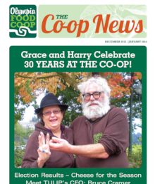 Co-op News December 2013 & January 2014 cover
