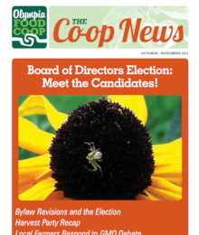 Co-op News October & November 2013 cover