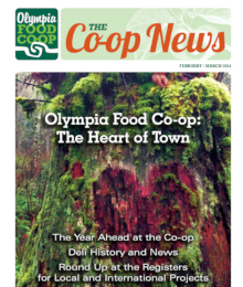 Co-op News February & March 2014 cover
