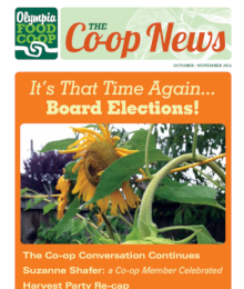 Co-op News October & November 2014 cover