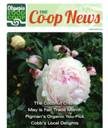 Co-op News May & June 2015 cover