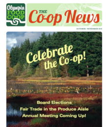 Co-op News October & November 2015 cover
