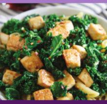 Tofu recipe image. Copyright NCG