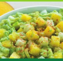 Guacamole recipe image. Copyright NCG