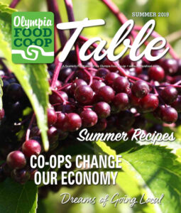 Cover of Co-op News Magazine, Summer 2019