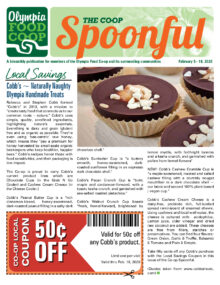 Spoonful February 5, 2020 page 1
