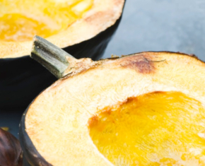 Image of Maple Glazed Acorn Squash