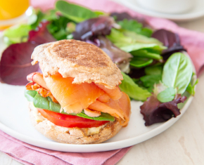 Image of Smoked Salmon BLT