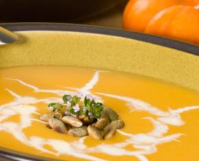 Image of Spicy Pumpkin Soup