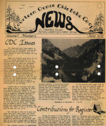 Co-op News Cover June 1978