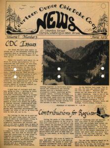 Co-op News Cover June 1978