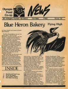 Cover of Co-op News, Winter 1986