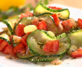 Garden Vegetable Saute