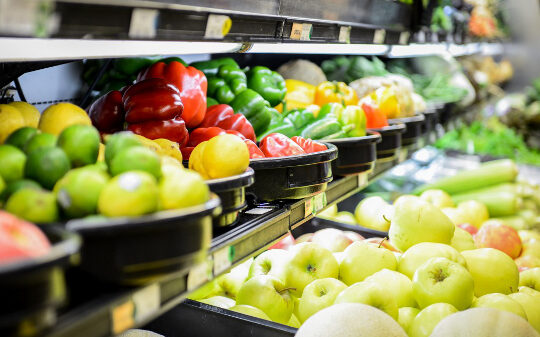picture of produce department